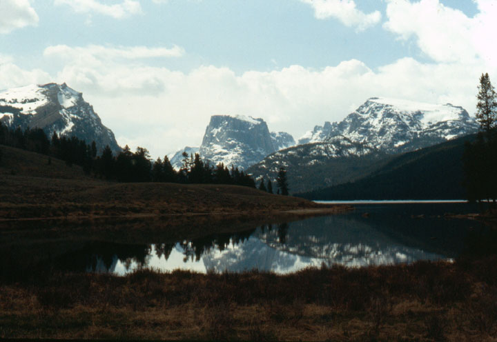 Wind River Range, Wyoming. Number 5