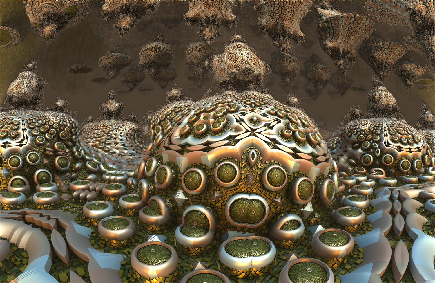 May Fractals MB3D 2016 03
