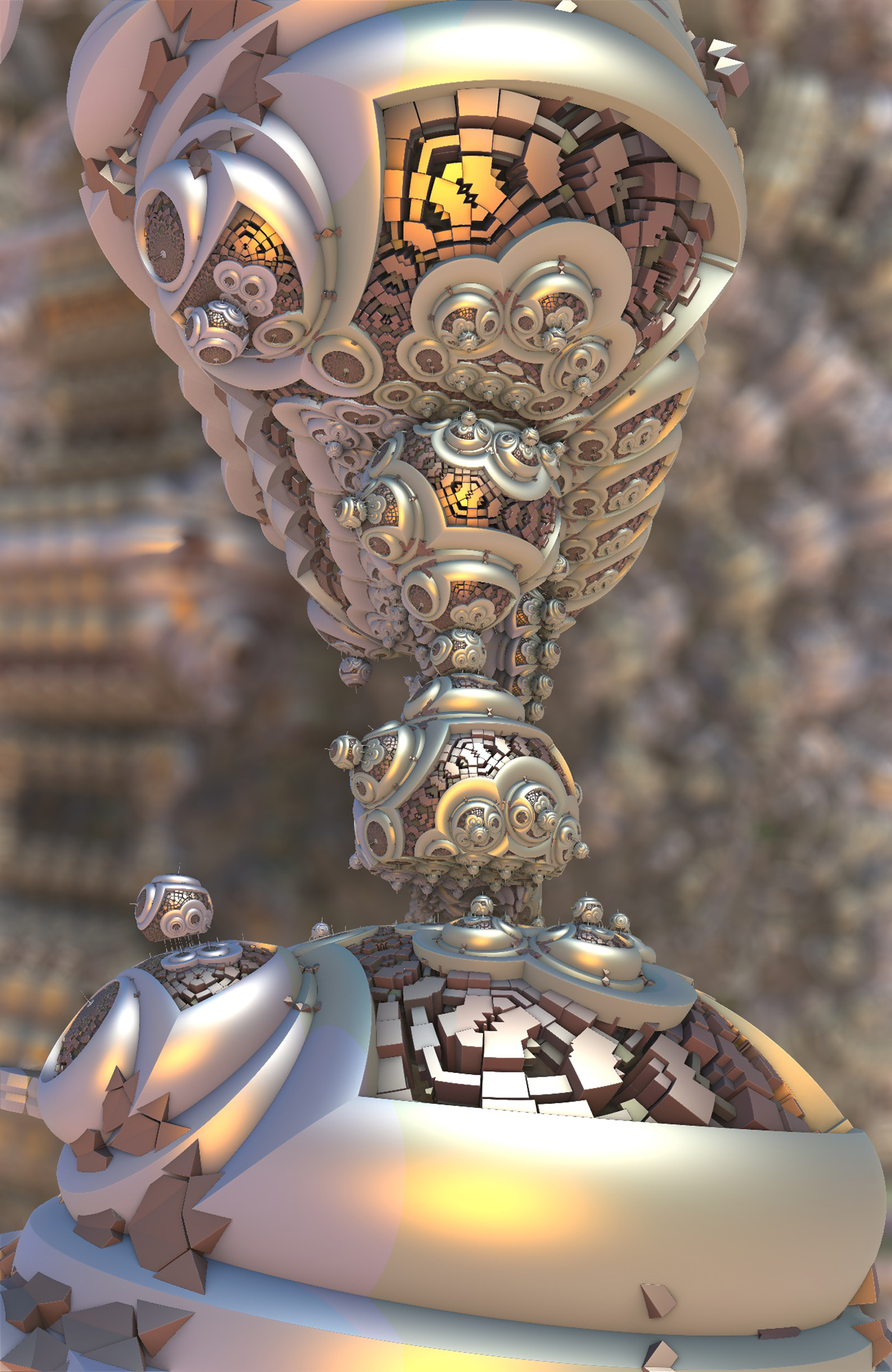 May Fractals MB3D 2016 04
