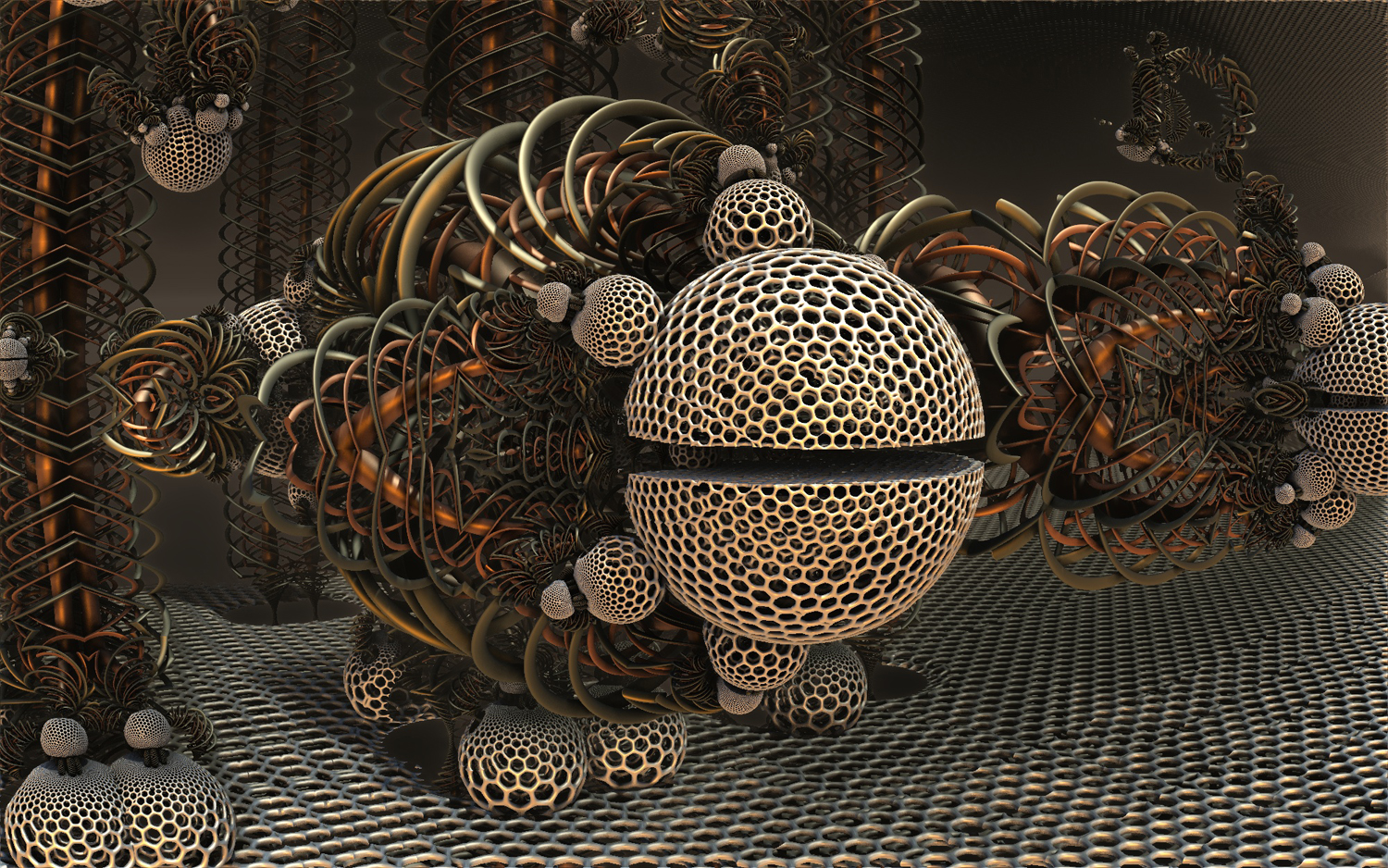 May Fractals MB3D 2016 11