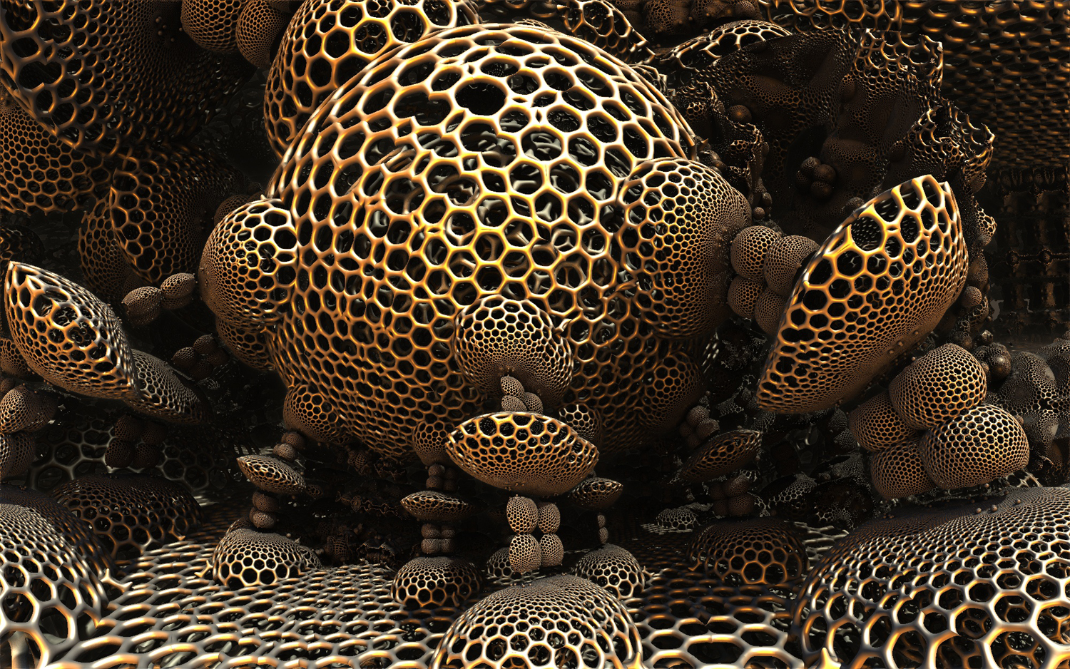 May Fractals MB3D 2016 12