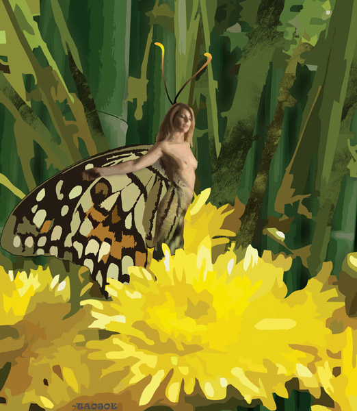 Everything Is Better With Butterfly